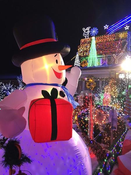 Snowman by manicam