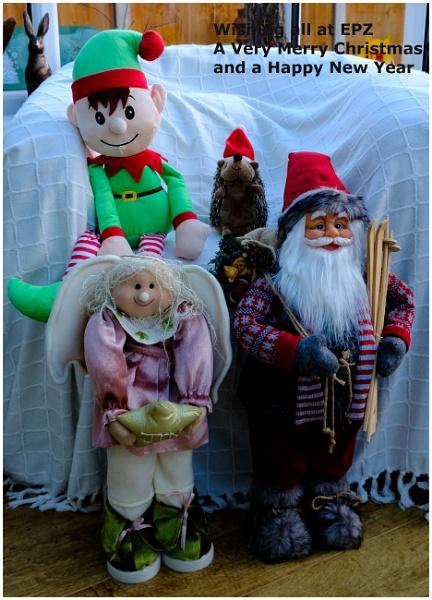 Merry Christmas to all by Nikonuser1