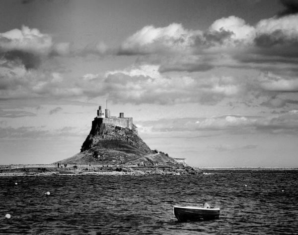 Holy Island by jk