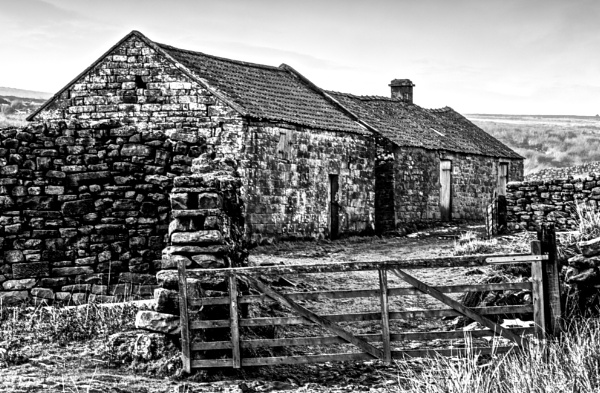 Stone barns by jk