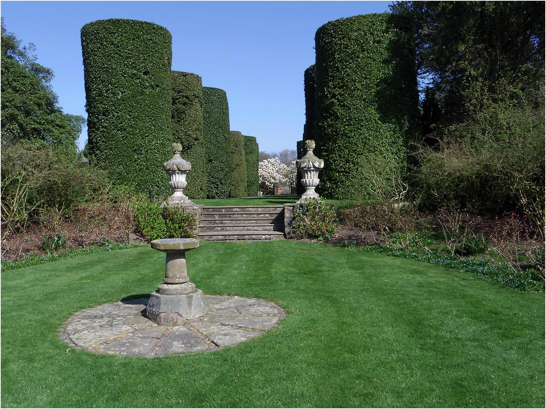 Arley Hall Gardens