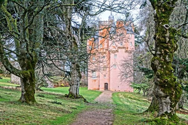 Craigievar Castle. by macprints