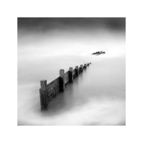 Groyne & Rocks II by TheShaker