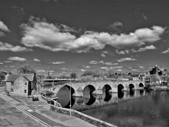 Devorgilla Bridge in Dumfries