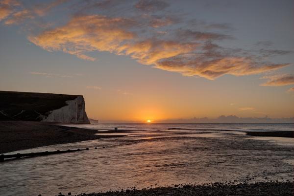 Seven Sisters - sunrise by alfpics