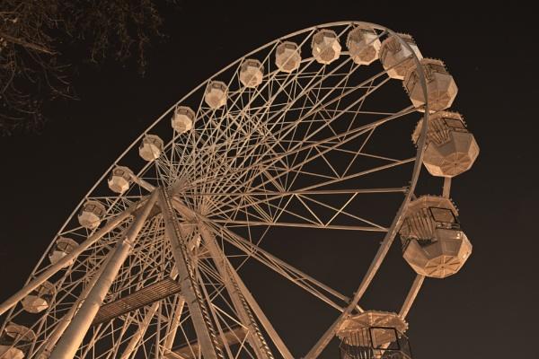 Ferris wheel by konig