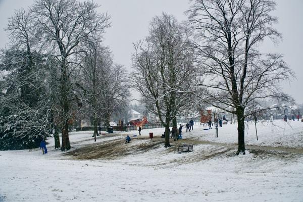 Winter fun. by Oldgeezer70