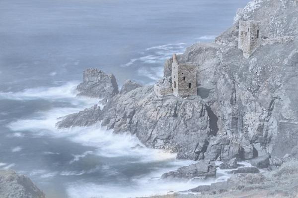 Cornish Tin Mines by MAK2
