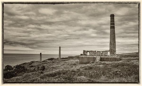 Cornish Tin Mines 2 by MAK2