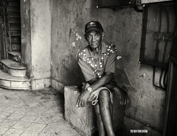 THE MAN FROM HAVANA by BURNBLUE