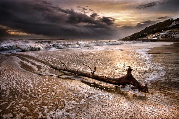 Ventnor Beach, Isle of Wight by sandwedge