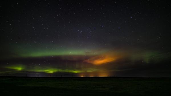 Icelandic Aurora by videocass