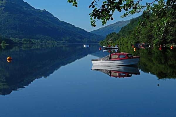 Summer On Loch Eck. Argyll by fynephotography