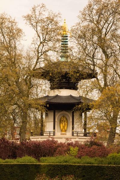 Pagoda, Battersea Park London