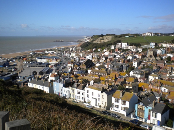 Hastings Old Town by mike9005