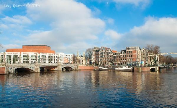 amsterdam by djgaryrichardson