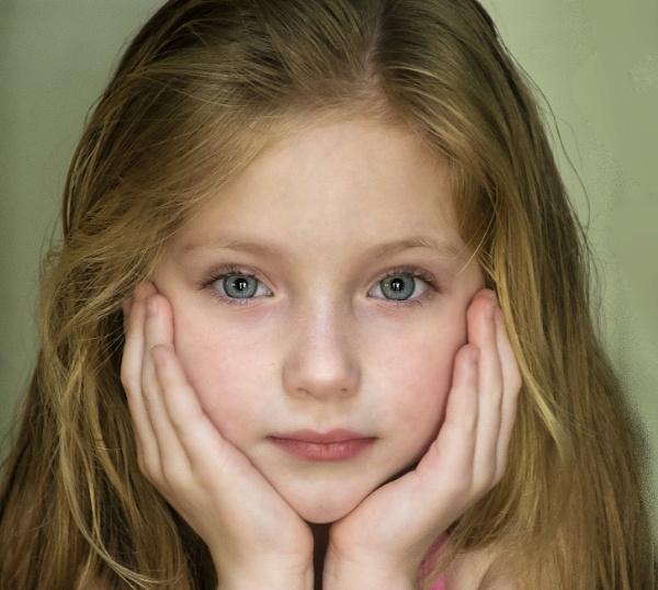 Gianna at five by jbsaladino