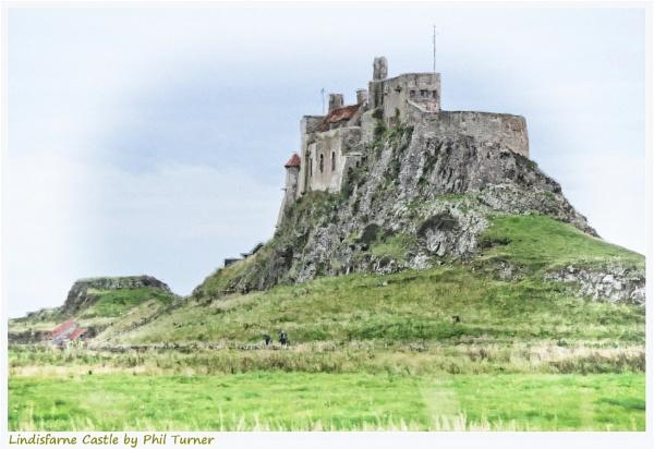 Lindisfarne Castle (2) by PhilT2