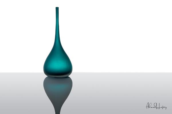 Blue Bottle by Aphelion3010