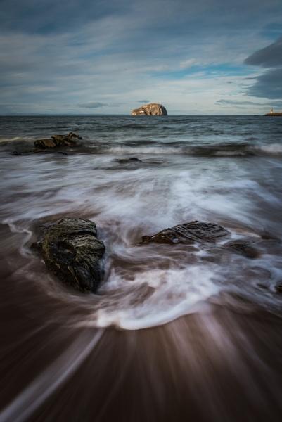 Bass Rock by ArtyArt