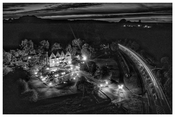Night drone by Stevetheroofer