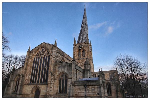 Chesterfield church by Stevetheroofer
