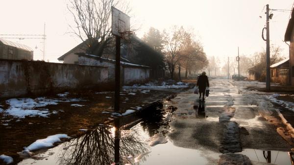 Shadows of Morning IX by MileJanjic