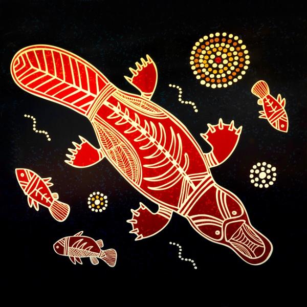 Aboriginal Art by Wireworkzzz