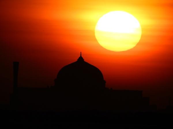 Back to Saudi Arabia by Savvas511