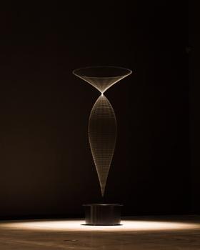 Light Sculpture - Len Lye