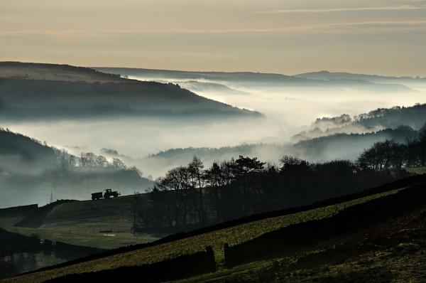 Derwent Mists by Pygar