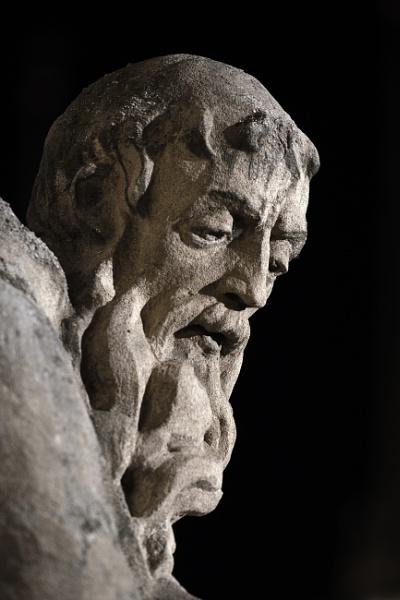 Statue by Caputchin crypt by konig