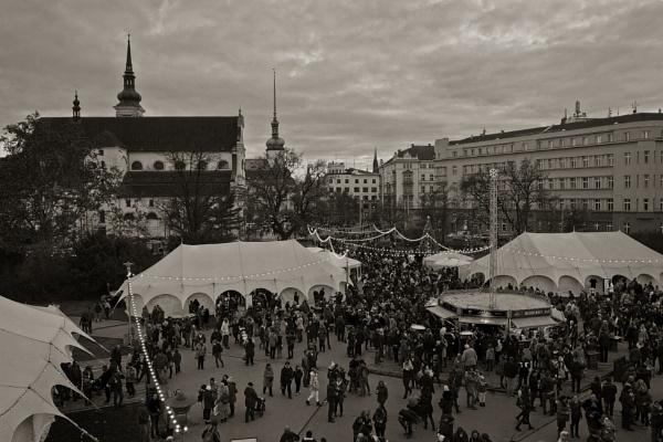 Brno city center 2 by konig