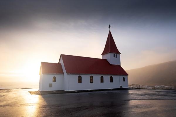 Vik, Iceland by JRMGallery