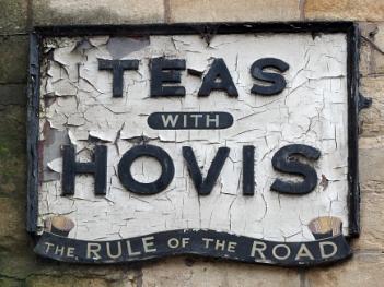 TEas with Hovis
