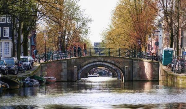Bridges, Amsterdam by sandwedge