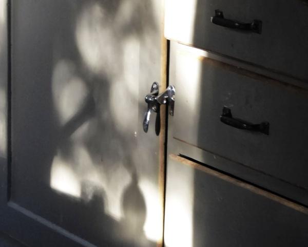 Kitchen Shadows by Joline