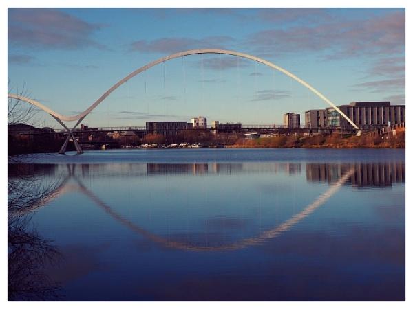 Infinity Bridge by GlynnisFrith