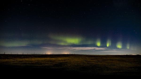 Icelandic Aurora 2 by videocass