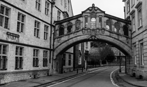 Hertford Bridge by Jodyw17