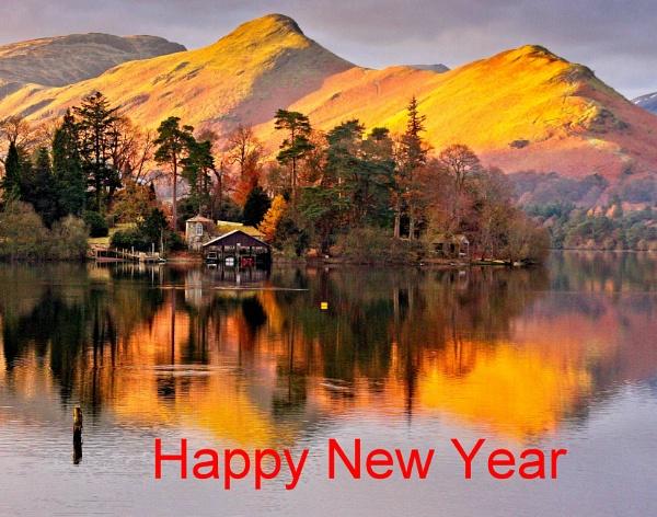 Happy new year by pks