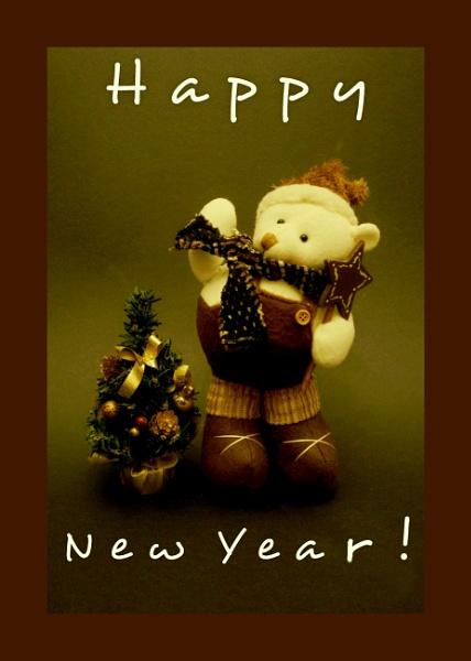 Happy New Year ! by leo_nid