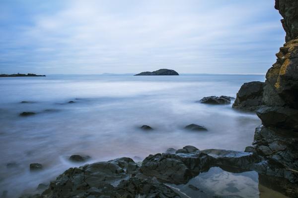 North Berwick Seascape by GAJ