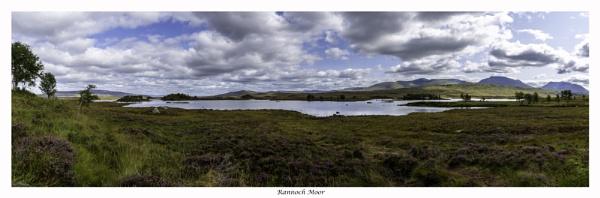 Rannoch Moor by neil75