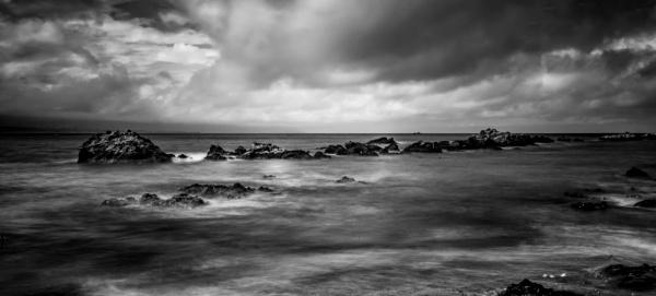 Storm Brewing, Kaikoura South Island New Zealand. by Stevefz