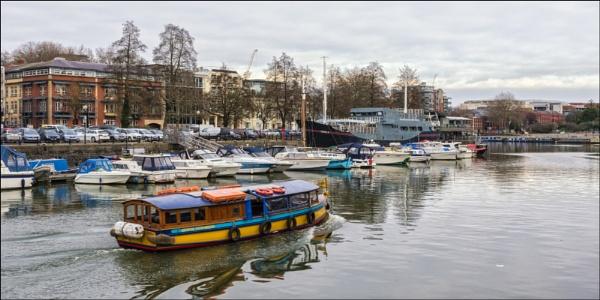 Bristol Ferry Boats by Kilmas