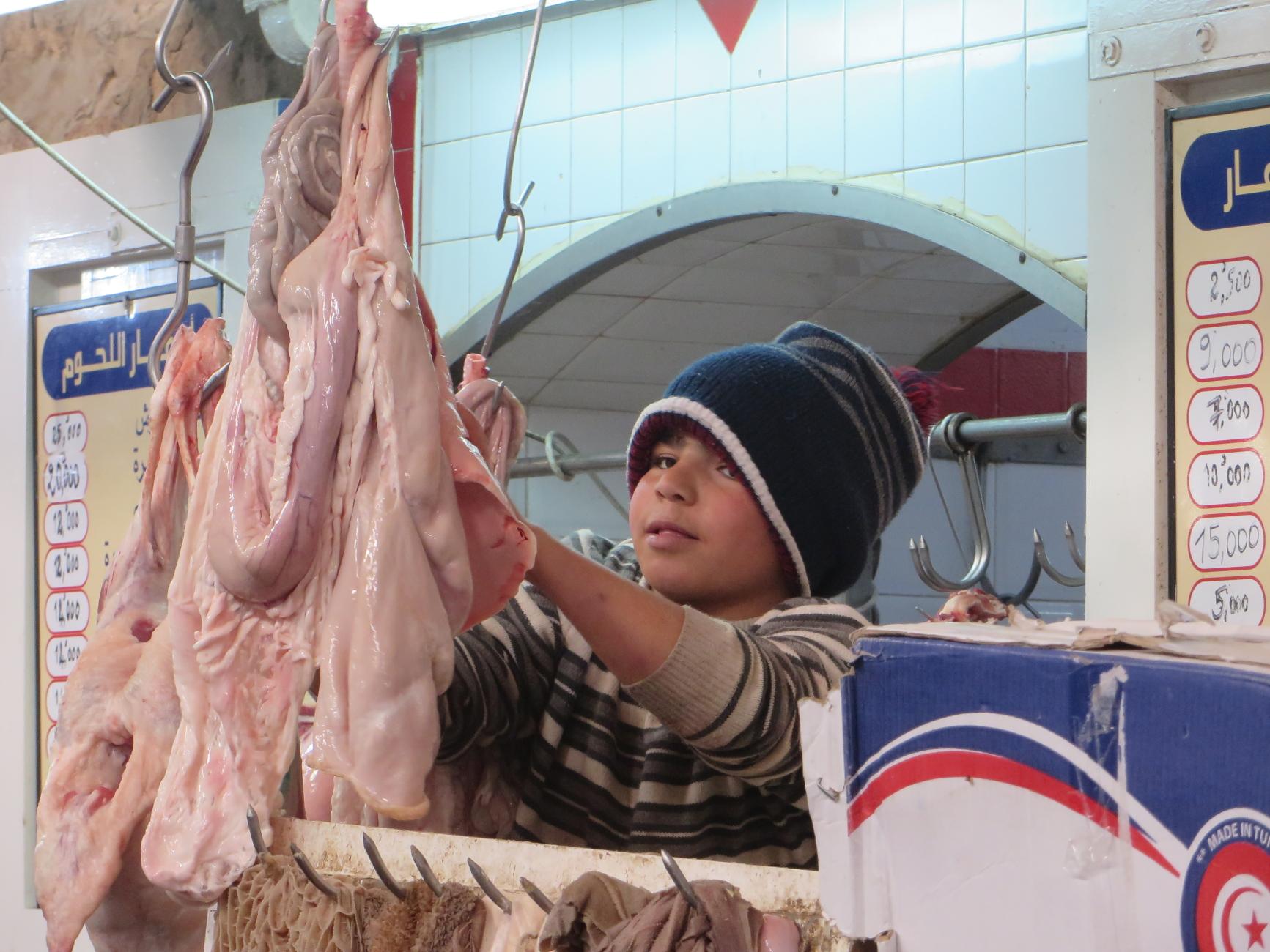 The little butcher