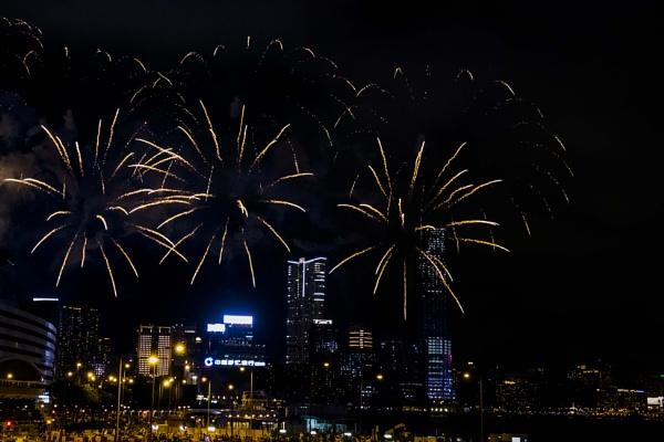 Firework metropolitan by manicam