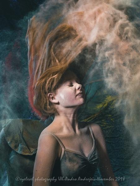 Hair Flour by eyelevelphotographyuk
