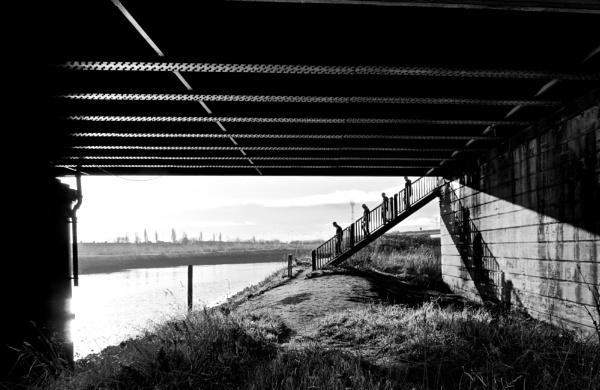 Under the Bridge by jk